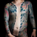 Photo by Matti Sedholm, Horiyoshi III, Irezumi, Japanese tattoo