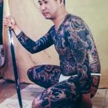 Osen, Horiyoshi III, Irezumi, Japanese tattoo