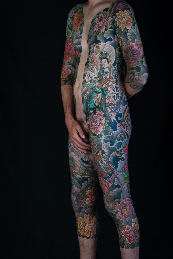 Mick tattoo, Irezumi, Japanese tattoo
