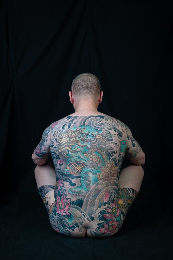 Photo by Alex Reinke, Horiyoshi III, Irezumi, Japanese tattoo