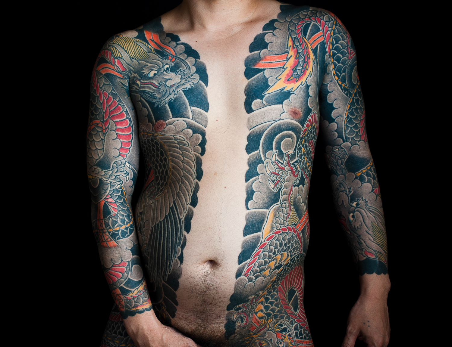 japanese tattoos irezumi meaning and history with pictures - HD1500×1153