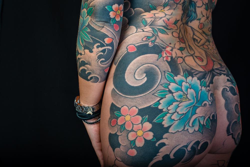 Japan tattoo pdf in book